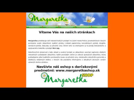 www.margaretka.eu