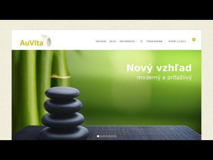 www.auvita.sk