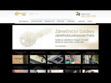 www.goldkey.cz