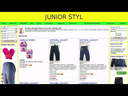 www.juniorstyl.mimishop.cz
