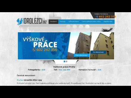 www.horolezci.biz