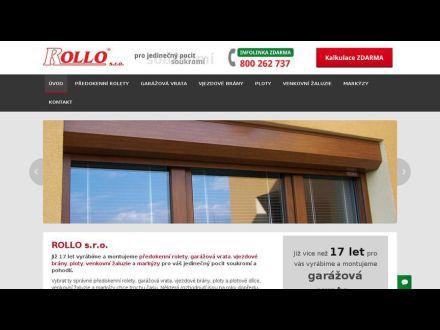 www.rollo.cz