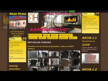 www.kamenarstvohusar.sk