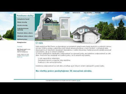 www.zatepleniedomu-bhtherm.sk