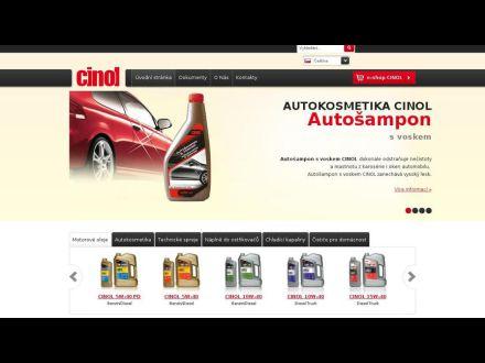 www.cinol.cz