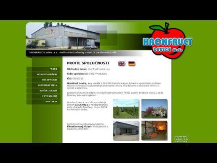 www.hronfruct.sk