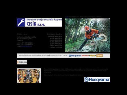 www.cisik.sk