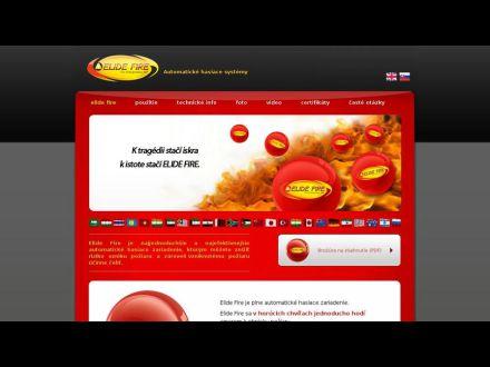 www.elidefire.sk