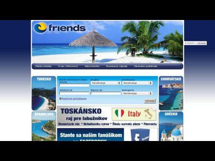 www.friendstravel.sk
