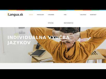www.ilangua.sk