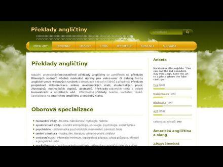 www.prekladatelka-anglickyjazyk.webnode.cz