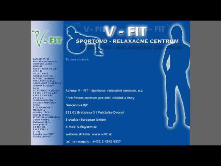 www.v-fit.sk