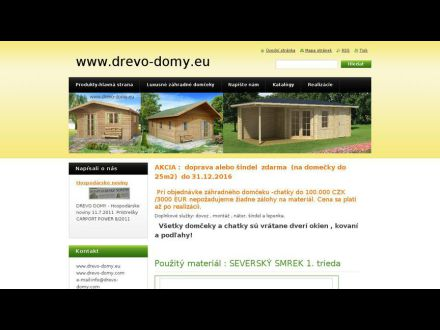 www.drevo-domy.eu