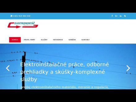 www.elektromontazjm.sk
