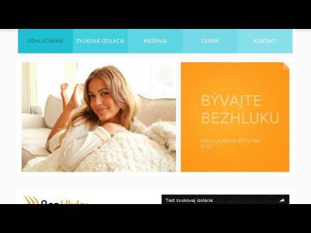 www.bezhluku.sk