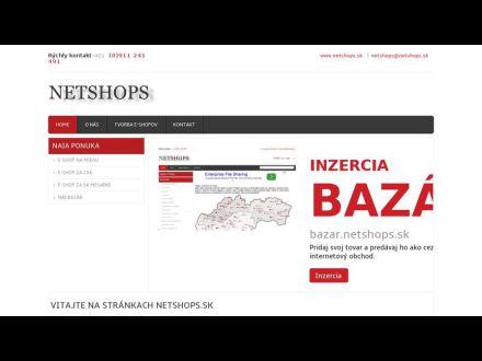 www.netshops.sk