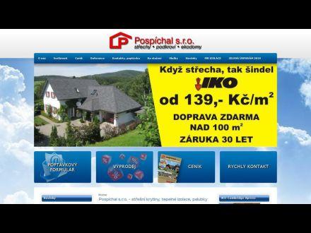 www.pospichal-strechy.cz