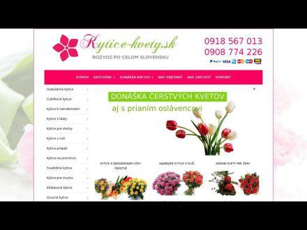 www.kytice-kvety.sk