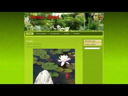 www.dema-sped.sk
