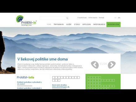 www.pharmin.sk