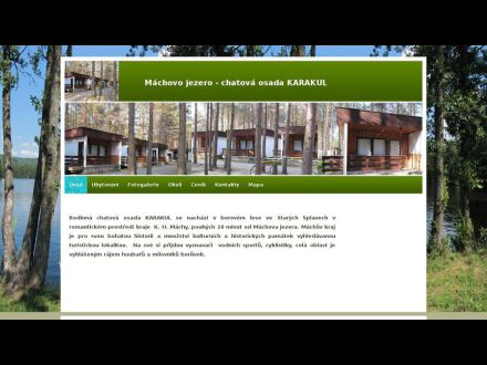 www.machovojezero-karakul.cz
