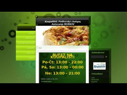 www.koupaliste-morkov.estranky.cz