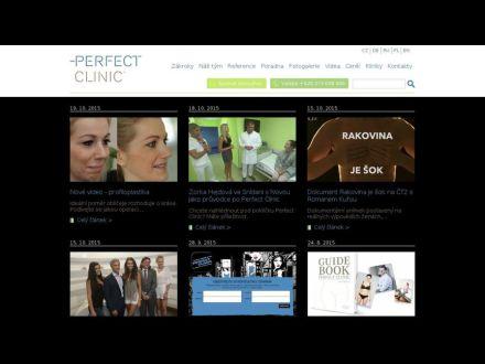 www.perfectclinic.cz