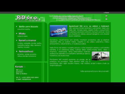 www.rid.sk