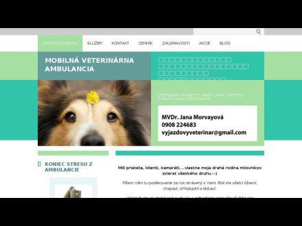 www.vyjazdovyveterinar.sk