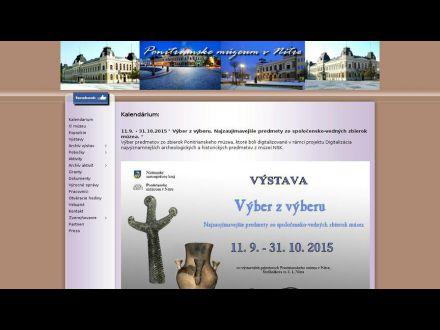 www.muzeumnitra.sk