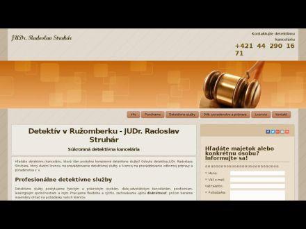 www.detektivnakancelaria-ruzomberok.sk