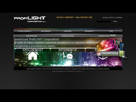 www.profilight.sk