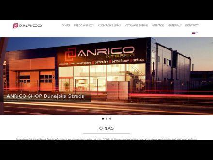 www.anrico.sk