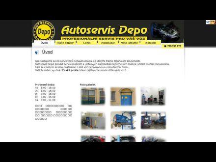 www.autoservisdepo.cz