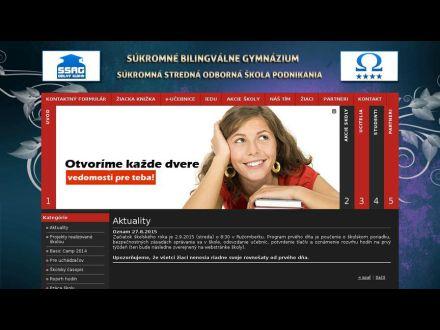 www.bilingvalne-gymnazium.sk