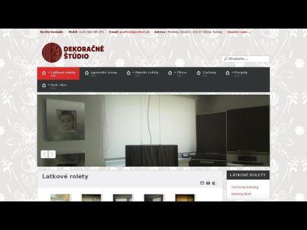 www.dekoracnestudio.sk