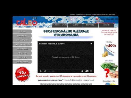 www.infracaleo.sk