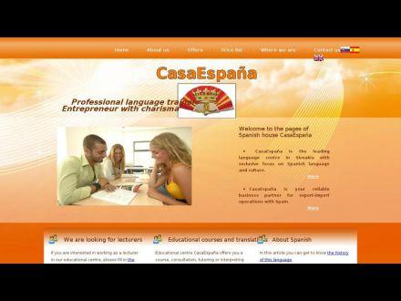 www.casaespana.sk