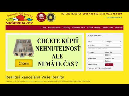 www.vasereality.sk