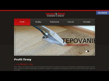 www.tepovanie-hlohovec.sk