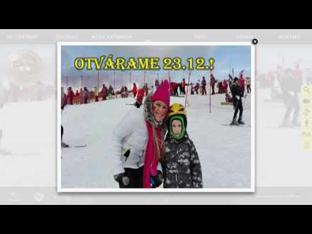 www.skicentrumstrachan.sk