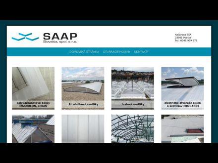 www.saap.sk