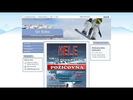 www.ski-bobo.webnode.sk