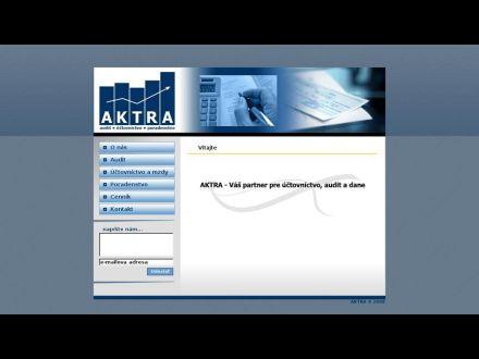 www.aktra.sk