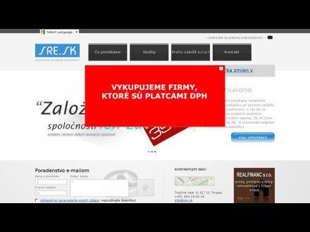 www.sre.sk