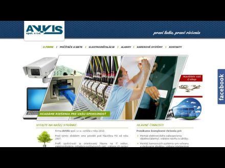 www.avvis.sk