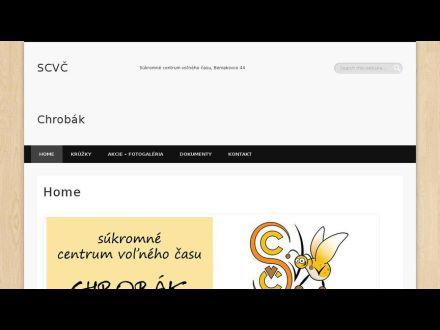 www.cvcchrobak.sk