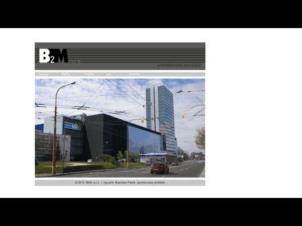 www.b2m-arch.sk