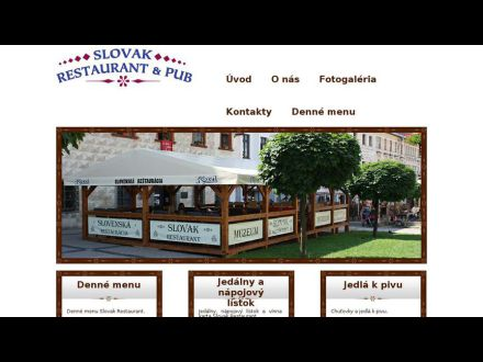 www.arcaderestaurant.sk
