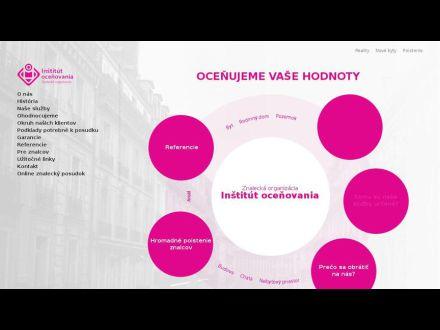 www.ocenovanie.sk